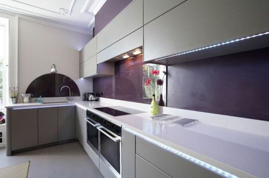corian kitchen countertops. Ice White Corian Solid Surface Modern Kitchen Countertop With Sink Countertops