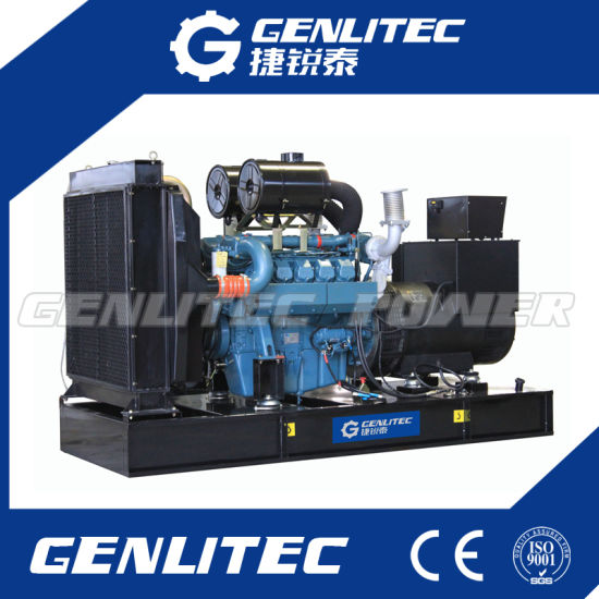 china korea doosan dp222lc engine 600kw 750kva diesel generator rh genlitec en made in china com