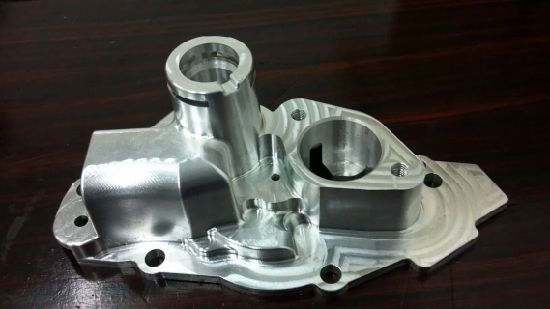 5-Axis CNC Machining Sample / Prototype with High Accurancy