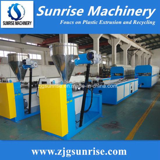 Sunrise Machinery UPVC Window Profile Production Line