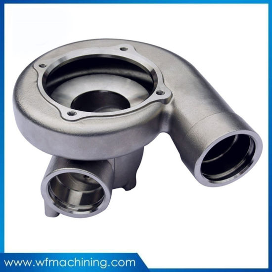 Precision Cast Steel/Sand Casting Pump Parts Stainless Steel Casting Submersible Pump/Stainless Steel Gate Valve pictures & photos