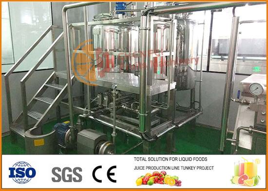 Manual Sachet Fruit Sparkling Juice Bottle Filling and Sealing Machine Turnkey Milk and NFC Juice Processing Line Industrial-Fruit-Juice-Extractor Beverage