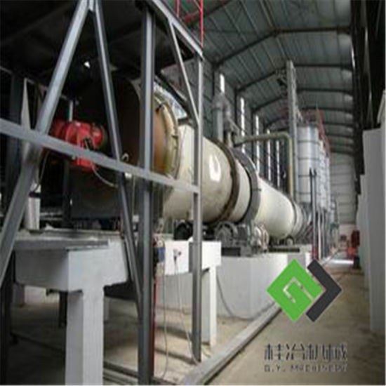 Gypsum Production Line/Gypsum Processing Machine with Energy-Saving and Advanced Technology Support pictures & photos