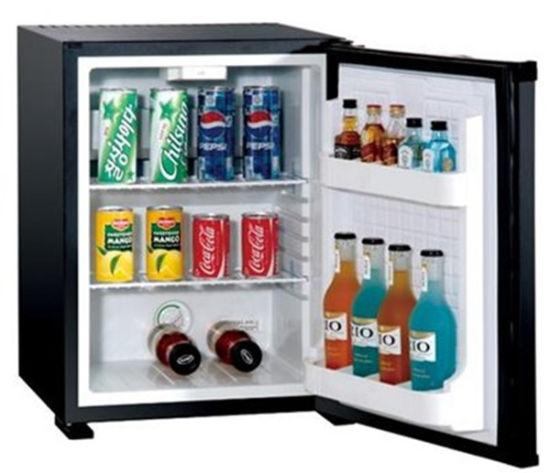 China Orbita Hotel Minibars Mini Glass Door Refrigerator With Lock