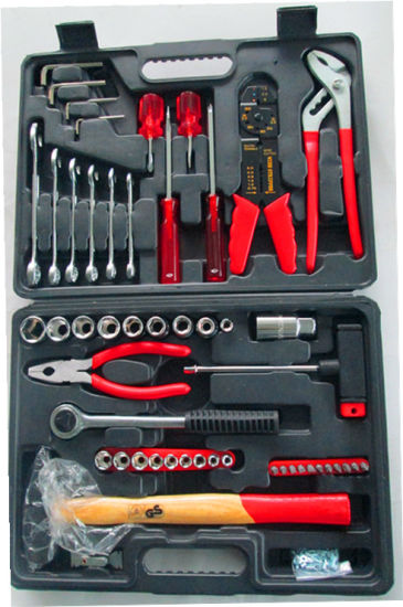 100PCS Household Tools Kit in Tools (FY100B-1) pictures & photos