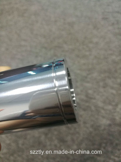 6061 Polishing and Anodised Milling Aluminium Extruded Tube pictures & photos