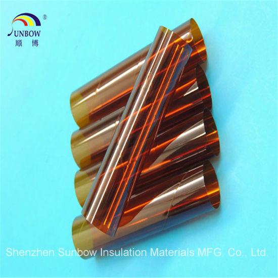 High Temperature Resistance Insulation Pft Film Tubing Sb-Pft on