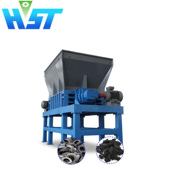 China Old Tire Disposal Machine Tyre Crushing Machine - China Waste