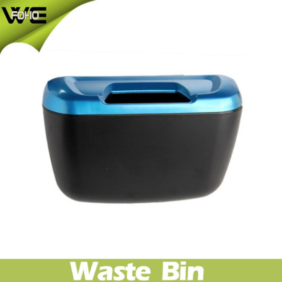 Mini Waste Bin Environmental Trash Can for Car (FH-AB001) pictures & photos