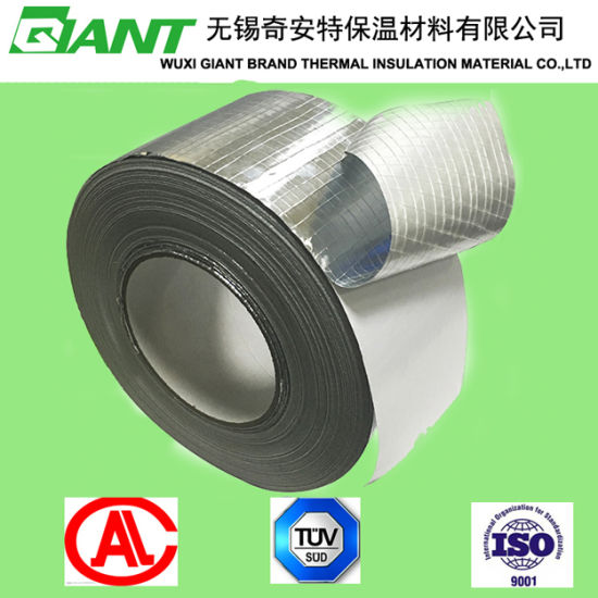 Glass Mesh Tape/Aluminum Foil Tape for HVAC System/Gird Adhesive Tape pictures & photos