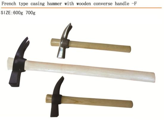 Hammer Italy Rype Claw Hammer with Wooden Handle pictures & photos