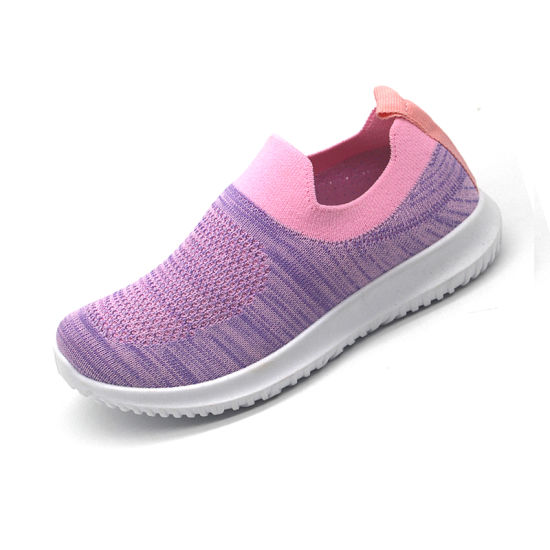 High-Quality Breathable Upper Casual Kids Fashion Shoes