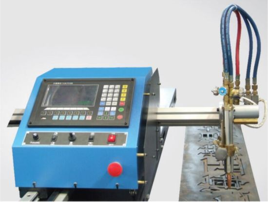 China Ce Certificated Mini Plasma CNC Cutter for Nesting Software