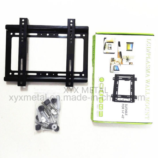 "14"" to 42"" LCD LED TV Universal Flat Panel Screen Holder Bracket pictures & photos"