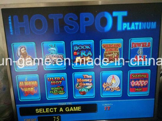 Multi Game 10 in 1 Slot Game Machine Video Game Machine