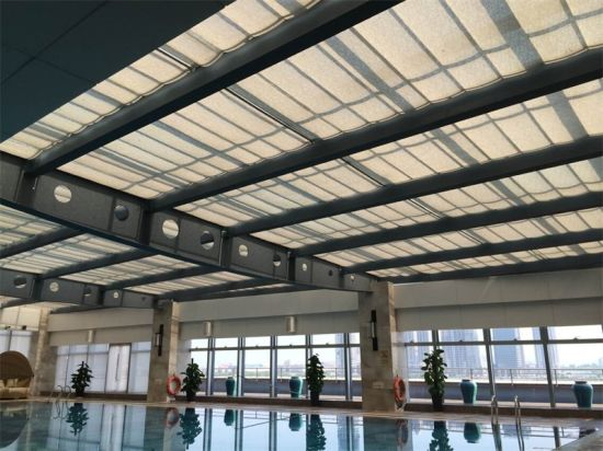 Great 5 Stars Hotel Indoor Swimming Pool Window Roller Shutter Blinds. Get Latest  Price
