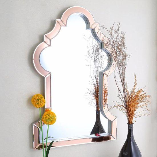 Silver Mirror Clear Aluminium Mirror for Bathroom