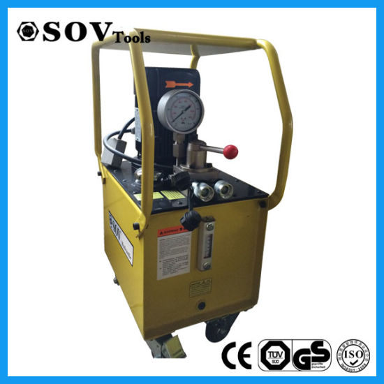 Electric Hydraulic Torque Wrench Pump (SV14BS) pictures & photos