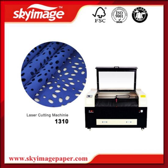Factory Price Fy-1310 Auto Laser Cutter for Acrylic/ Wood/Leather/ Non-Metal pictures & photos