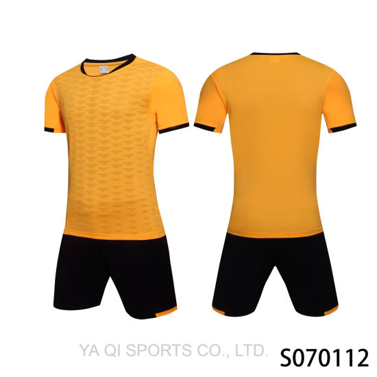 32c9458eb2f 2017 New Design Training Soccer Club Uniform Sets Top Quality Men Soccer  Jersey Sets Blank Jersey Football Soccer Wholesale