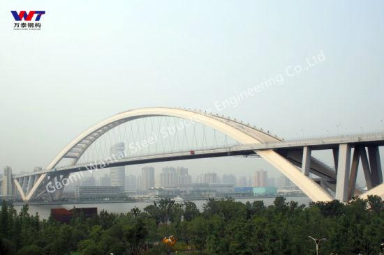 Arch Bridge Structure Steel Bridge