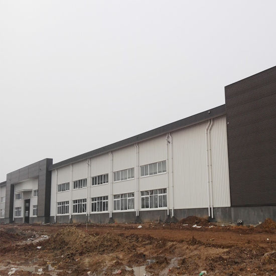 Long Span Steel Structure Warehouse with Free Design Factory Direct Steel Structure