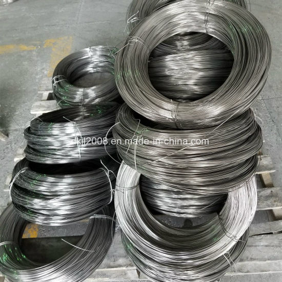 Electric Resistance Heating Alloy Wires for Industrial Furnace on