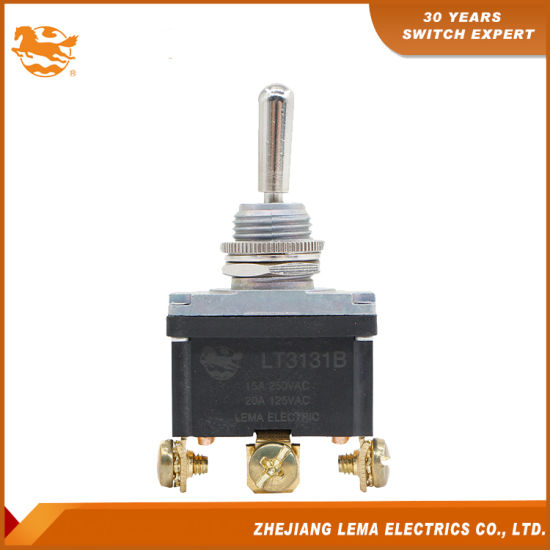 Lema Lt3131b Series 15A 250V 3 Pin Toggle Switch Wiring on light wiring, circuit breaker, ground loop, inrush current limiter, thermostat wiring, synchronous circuit, asynchronous systems, diode bridge, relay wiring, condenser wiring, receptacle wiring, electronic component, crystal oscillator, tipping point, electric current, rectifier wiring, electric switchboard, toggle switches, alternator wiring, electrical element, timer wiring,