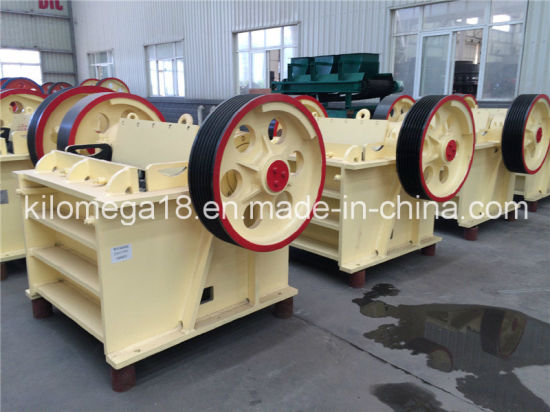 PE Series Jaw Crusher with High Quality From China pictures & photos