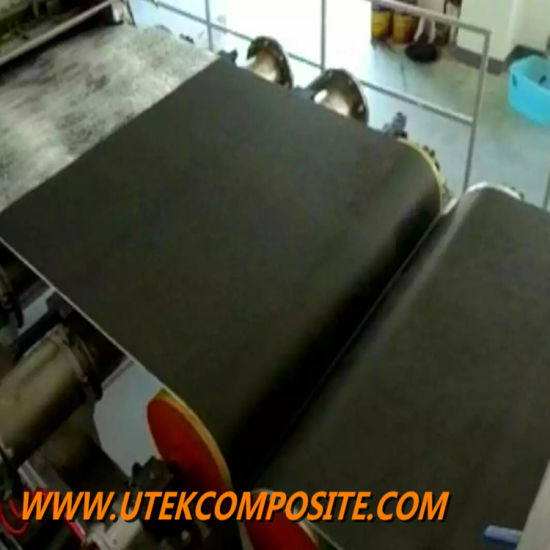 Good Electric Conductive 10GSM Carbon Fiber Tissue pictures & photos