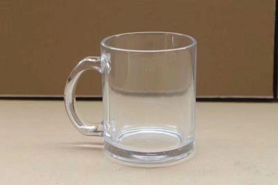 Personablised Printing Blank Matte 11oz Glass Sublimation Mug
