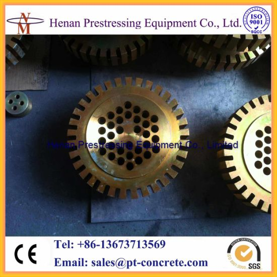 Post Tensioning Anchorage Coupler