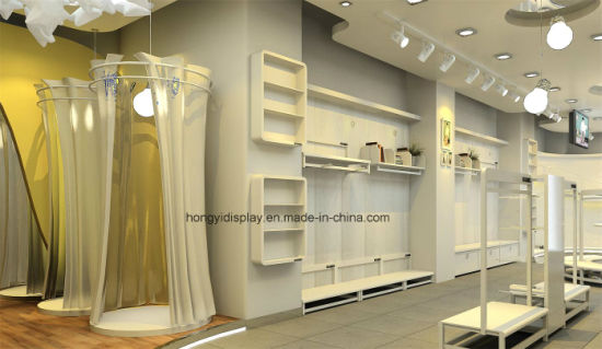 MDF Children Clothes Store Display pictures & photos