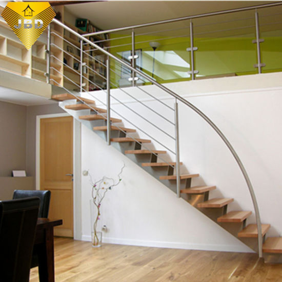 Charming DIY Stainless Steel Stair Fence For Indoor