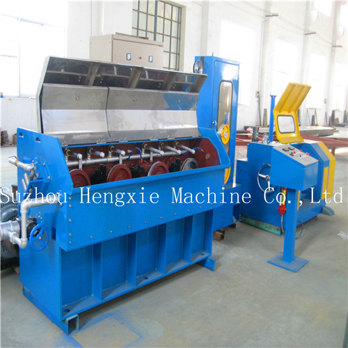 Intermediate Copper Wire Drawing Machine (17MD) pictures & photos
