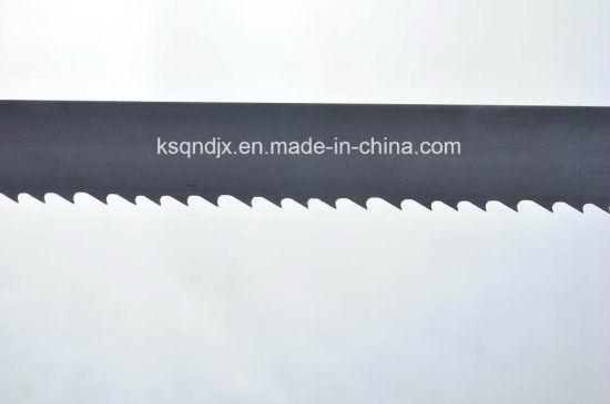 bandsaw strip is How made bimetal