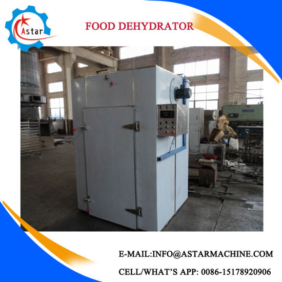 480kg Per Batch Industry Food Dryer for Food pictures & photos