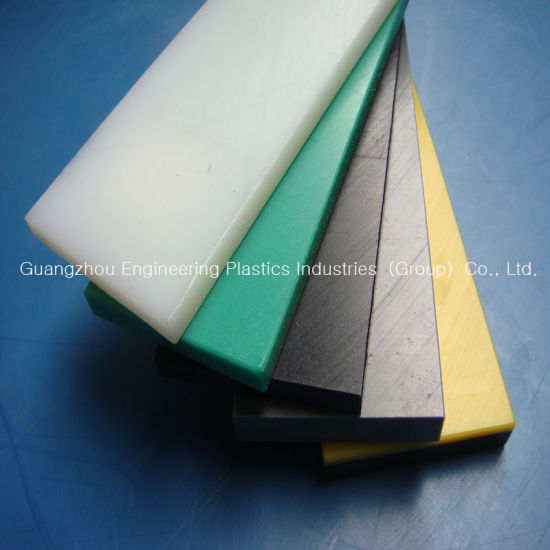 Natural UHMW-PE Sheet with Good Wear Resistance pictures & photos