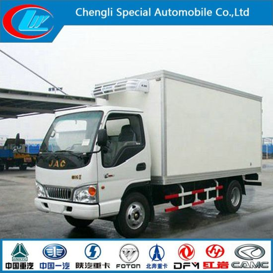 Factory Direct Selling Meat Delivery Truck Food Transpot