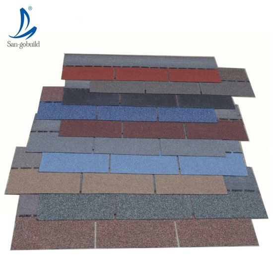 China Africa Ghana Roofing Tiles Houses Guangzhou Cheap Price Construction Roofing Material Asphalt Shingles China Roofing Tiles Asphalt Shingle