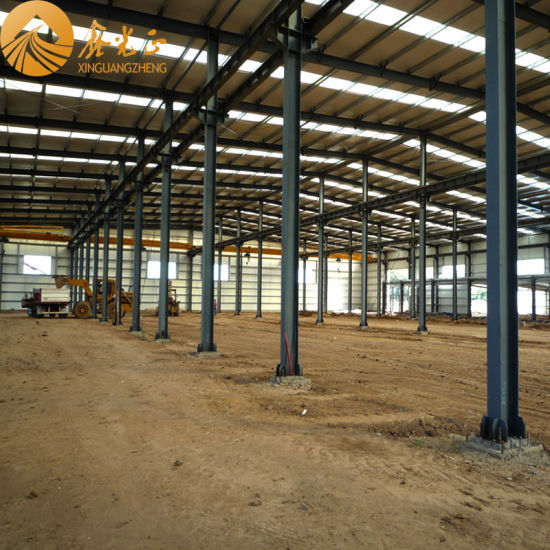 CE Certificated Steel Structure Warehouse (SS-379)