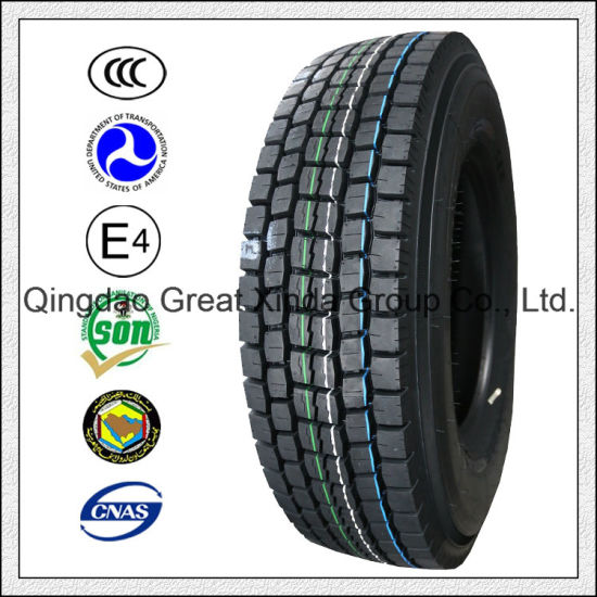 Truck Tire, TBR Tire with ECE (11R22.5 12R22.5 13R22.5)