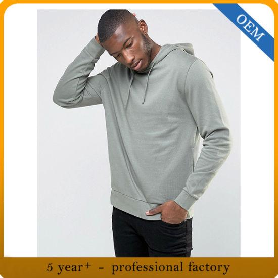 Wholesale Blank Mens Hooded Sweatshirts