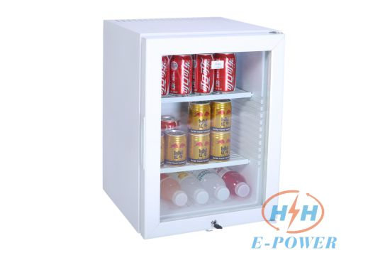 Absorption Minibar with Glass Door