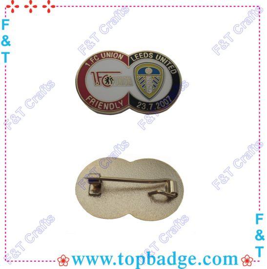 Soft Enamel Epoxy Badge (FTB125D)