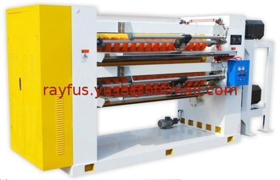Nc Rotary Cut-off Machine with Helical Cutting Knife pictures & photos