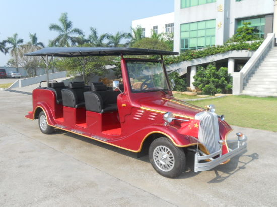 Luxury 8 Seater Electric Classic Car