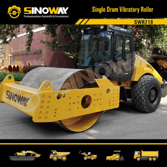 18 Ton Road Roller with Padfoot pictures & photos