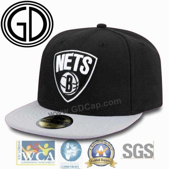 af085049872 China Freestyle Customized Basketball Flat Brim Snapback Cap - China ...