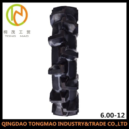 China Irrigation Agricultural Bias Rubber Tractor Tire (600-12 12PR) pictures & photos
